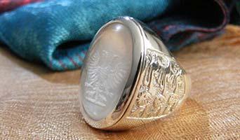 Regnas rock crystal ring review