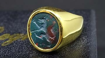 Regnas Bloodstone ring review