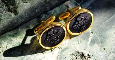 Regnas cross cufflinks review