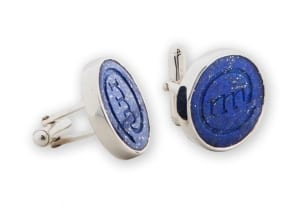 Cufflinks Engraved Intaglio