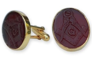 Sculpted Cufflinks
