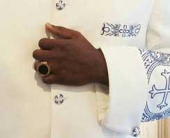Custom Ring testimonial