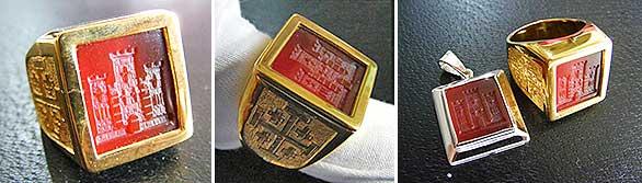 Regnas Custom Jewelry Testimonial J Husted