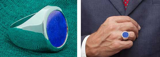 JM Regnas custom jewelry testimonial