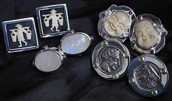 BI Regnas Custom Cufflinks Testimonial