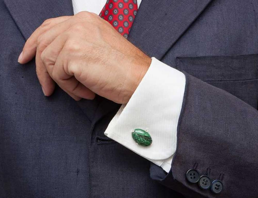 Cufflinks – History and Styles