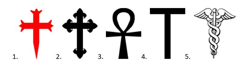 Heraldic Cross Designs