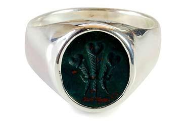 Regnas testimonial ring