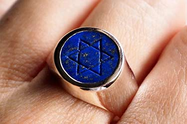 Star of David ring review