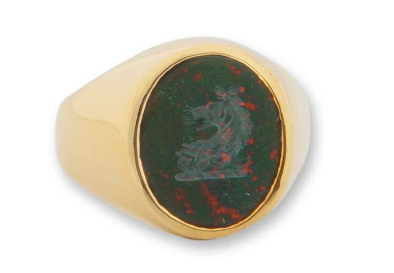 Regnas Bloodstone ring designs