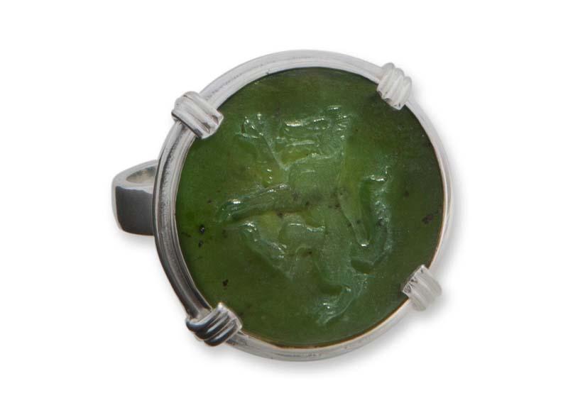 Regnas Canada Jade ring design