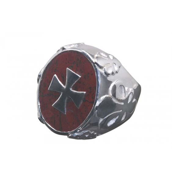 Red Jasper ring design