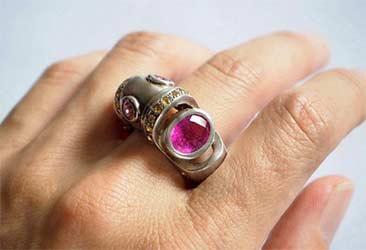 Regnas Jewelry Custom Ring - P