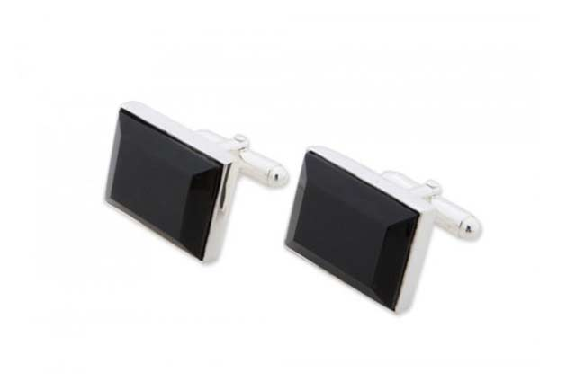 Rectangle Shape cufflinks