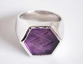 Regnas Jewelry Custom Ring - testimonial