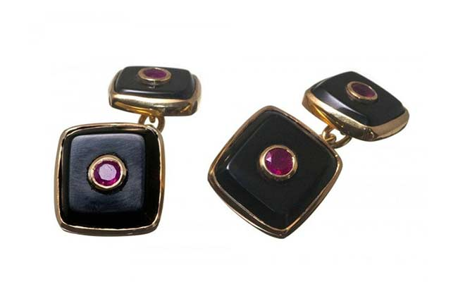 custom cufflinks designer