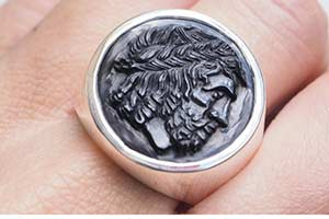 Greek God ring review