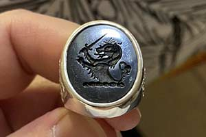 lion and sword ring rewview