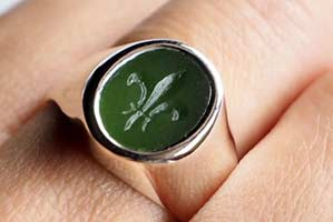 Review Regnas Jewelry Ring