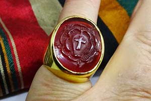 Regnas Agate ring review